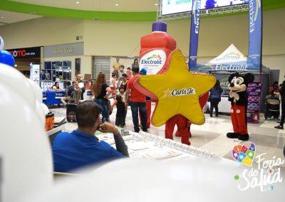 Feria de Salud 2019 Plaza Sendero por Grupo GAMI26