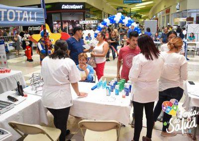 Feria de Salud 2019 Plaza Sendero por Grupo GAMI29