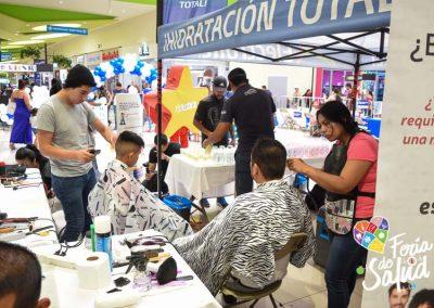 Feria de Salud 2019 Plaza Sendero por Grupo GAMI3
