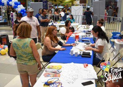 Feria de Salud 2019 Plaza Sendero por Grupo GAMI32
