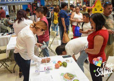 Feria de Salud 2019 Plaza Sendero por Grupo GAMI33