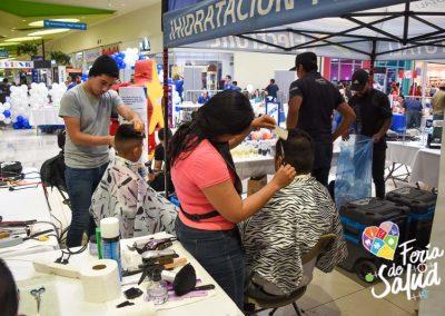 Feria de Salud 2019 Plaza Sendero por Grupo GAMI4