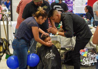 Feria de Salud 2019 Plaza Sendero por Grupo GAMI41