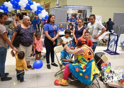Feria de Salud 2019 Plaza Sendero por Grupo GAMI46