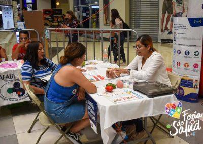 Feria de Salud 2019 Plaza Sendero por Grupo GAMI47