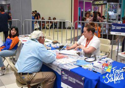 Feria de Salud 2019 Plaza Sendero por Grupo GAMI48