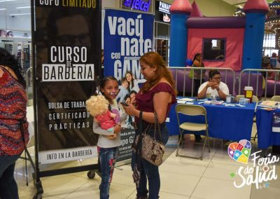 Feria de Salud 2019 Plaza Sendero por Grupo GAMI49