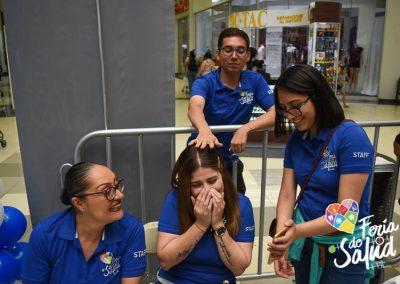 Feria de Salud 2019 Plaza Sendero por Grupo GAMI51