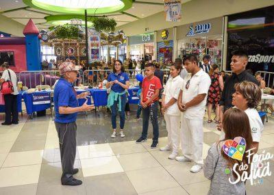 Feria de Salud 2019 Plaza Sendero por Grupo GAMI53