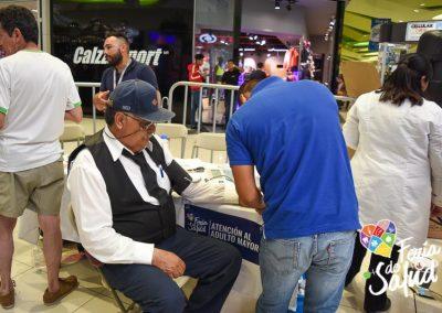 Feria de Salud 2019 Plaza Sendero por Grupo GAMI54