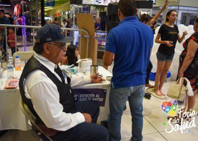 Feria de Salud 2019 Plaza Sendero por Grupo GAMI55