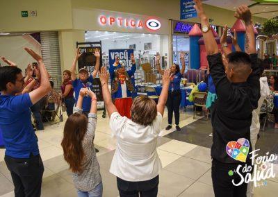 Feria de Salud 2019 Plaza Sendero por Grupo GAMI57
