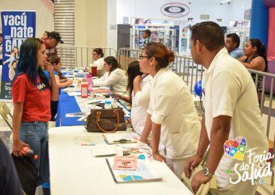 Feria de Salud 2019 Plaza Sendero por Grupo GAMI6