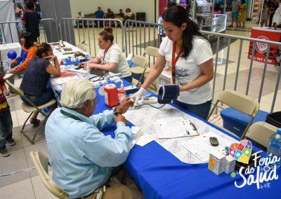 Feria de Salud 2019 Plaza Sendero por Grupo GAMI60