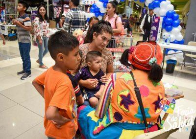 Feria de Salud 2019 Plaza Sendero por Grupo GAMI62