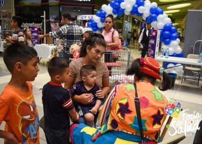 Feria de Salud 2019 Plaza Sendero por Grupo GAMI63