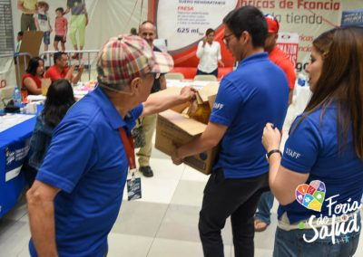 Feria de Salud 2019 Plaza Sendero por Grupo GAMI66