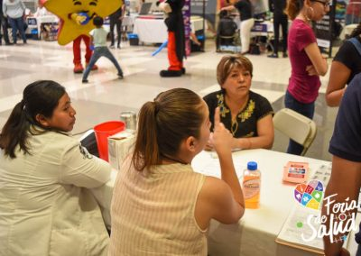 Feria de Salud 2019 Plaza Sendero por Grupo GAMI7