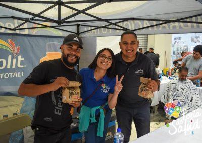 Feria de Salud 2019 Plaza Sendero por Grupo GAMI70