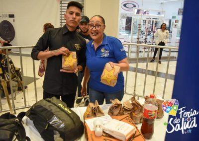 Feria de Salud 2019 Plaza Sendero por Grupo GAMI71