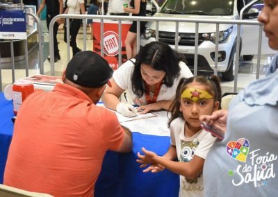 Feria de Salud 2019 Plaza Sendero por Grupo GAMI74