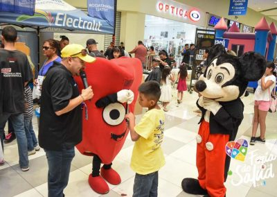 Feria de Salud 2019 Plaza Sendero por Grupo GAMI76