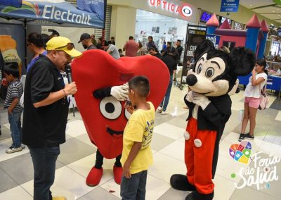 Feria de Salud 2019 Plaza Sendero por Grupo GAMI77