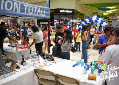 Feria de Salud 2019 Plaza Sendero por Grupo GAMI78