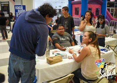 Feria de Salud 2019 Plaza Sendero por Grupo GAMI81