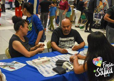 Feria de Salud 2019 Plaza Sendero por Grupo GAMI83