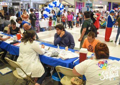 Feria de Salud 2019 Plaza Sendero por Grupo GAMI84