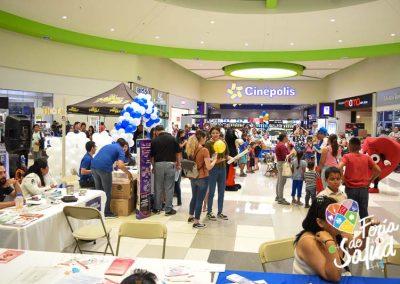 Feria de Salud 2019 Plaza Sendero por Grupo GAMI85
