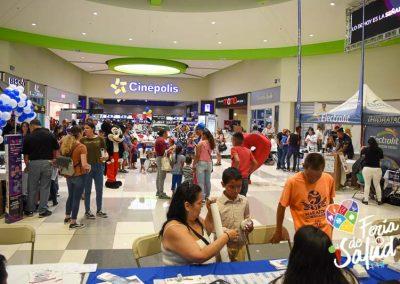 Feria de Salud 2019 Plaza Sendero por Grupo GAMI86