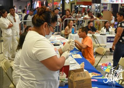 Feria de Salud 2019 Plaza Sendero por Grupo GAMI88