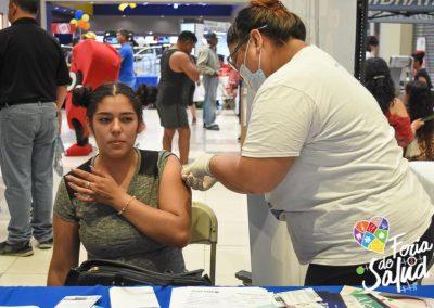 Feria de Salud 2019 Plaza Sendero por Grupo GAMI89