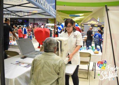 Feria de Salud 2019 Plaza Sendero por Grupo GAMI90