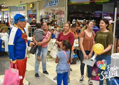 Feria de Salud 2019 Plaza Sendero por Grupo GAMI92