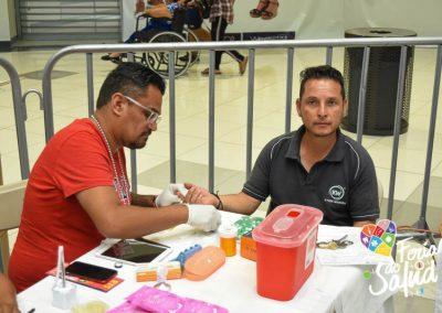Feria de Salud 2019 Plaza Sendero por Grupo GAMI94