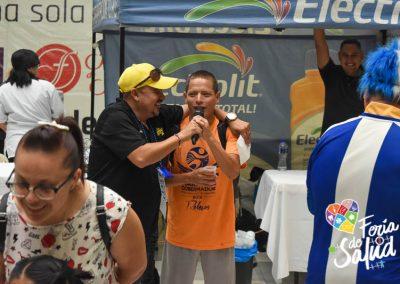 Feria de Salud 2019 Plaza Sendero por Grupo GAMI96