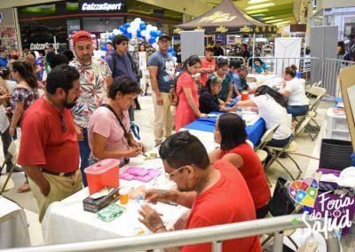 Feria de Salud 2019 Plaza Sendero por Grupo GAMI98