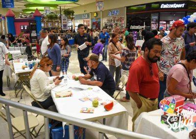 Feria de Salud 2019 Plaza Sendero por Grupo GAMI99